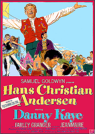 Han's Christian Anderson DVD