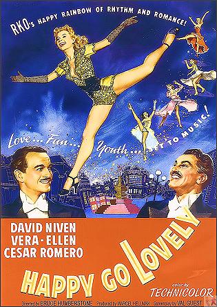 Happy Go Lovely DVD