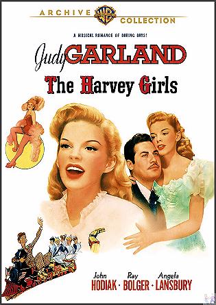 Harvey Girls DVD