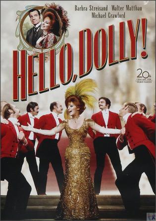 Hello Dolly DVD
