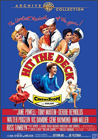 Hit The Deck DVD