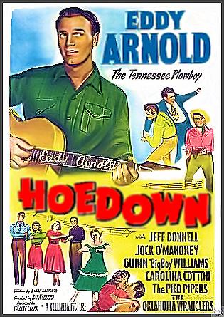 Hoedown DVD