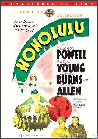 Honolulu DVD