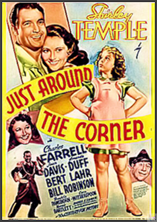 Just Around the Corner DVD