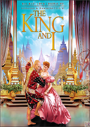 King and I, the DVD