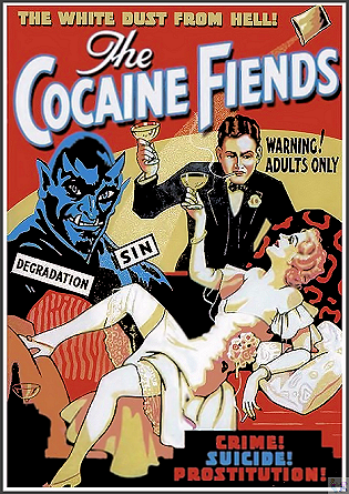 Cocaine Fiends DVD (aka: The Pace That Kills)
