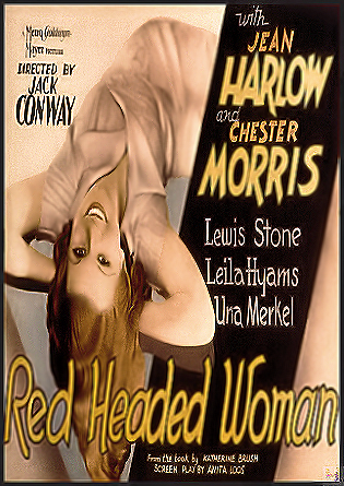 Red Headed Woman (bundled on this DVD)