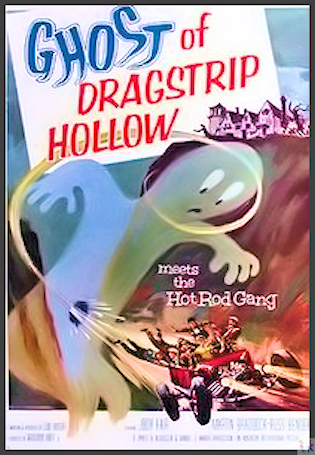 Ghost of Dragstrip Hollow DVD