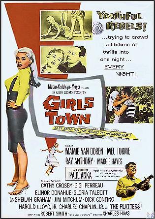 Girls Town DVD