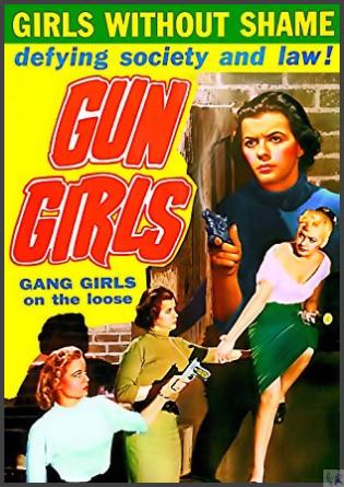 Gun Girls DVD