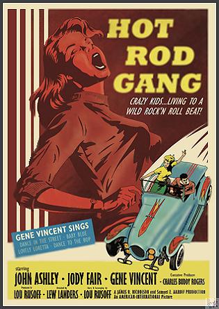 Hot Rod Gang DVD