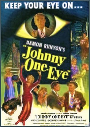 Johnny One-Eye DVD
