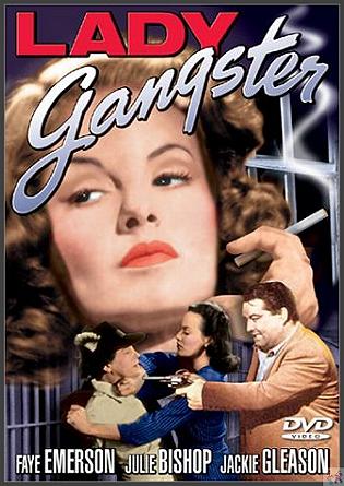 Lady Gangster DVD