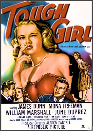 That Brennan Girl (aka Tough Girl) DVD