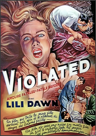 Violated DVD