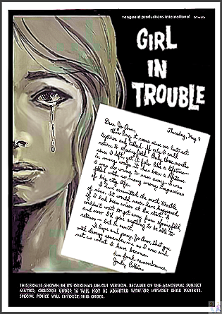A Girl In Trouble