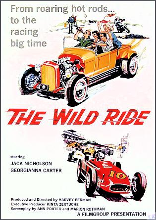 The Wild Ride DVD