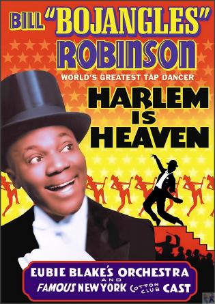 Harlem Is Heaven DVD