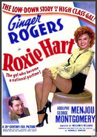 Roxie Hart DVD