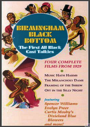 Birmingham Black Bottom DVD