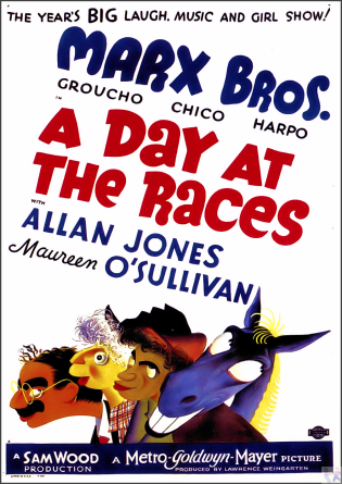 A Day At The Races DVD: (Lindy Hop)