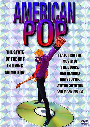 American Pop DVD