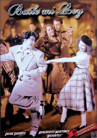 Baile Mi Rey DVD