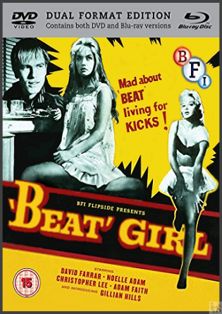 Beat Girl (aka: Wild For Kicks) DVD