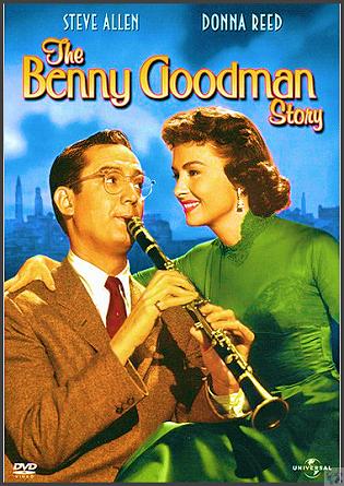 Benny Goodman Story DVD
