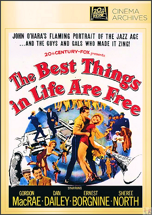 Best Things in Life are Free DVD