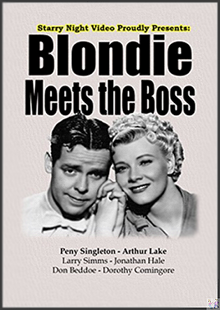 Blondie Meets The Boss DVD