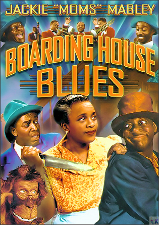 Boarding House Blues DVD