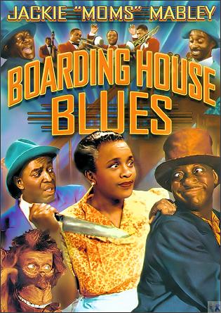 Boarding House Blues DVD