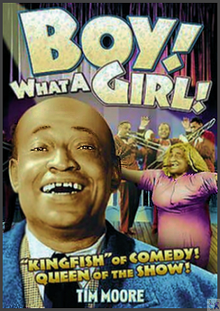 Boy! What a Girl DVD