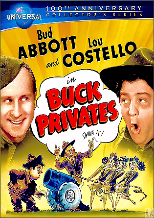 Buck Privates DVD