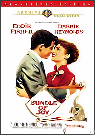 Bundle Of Joy DVD