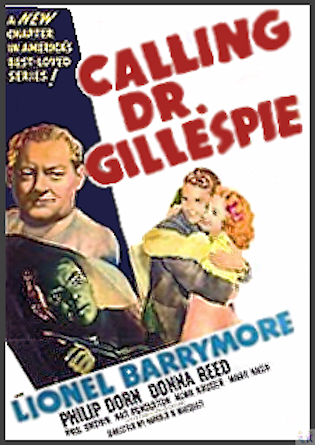 Calling Dr. Gillespie DVD