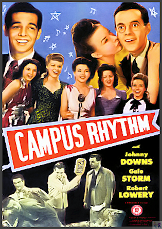Campus Rhythm DVD