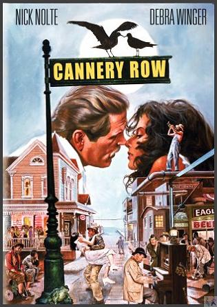Cannery Row DVD