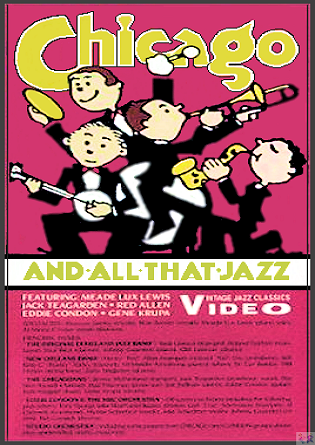 Chicago & All That Jazz! VHS