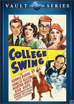 College Swing DVD