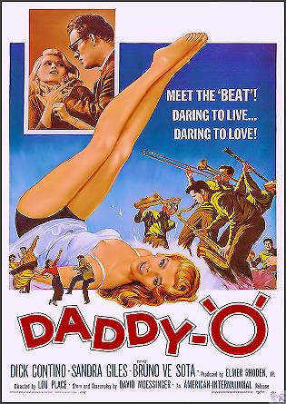 Daddy-O DVD