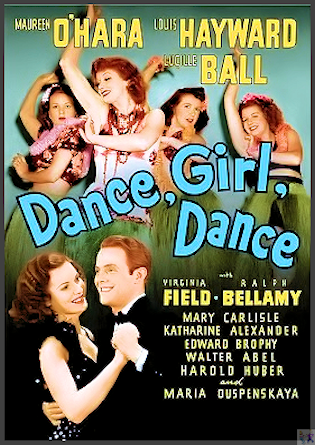 Dance, Girl, Dance DVD