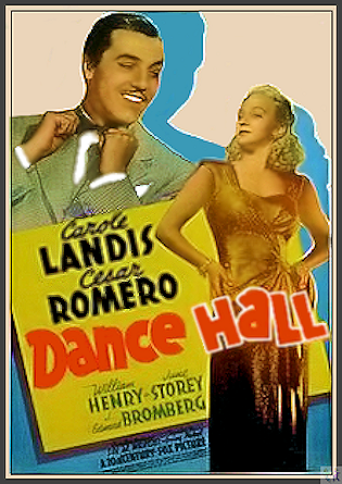 Dance Hall DVD
