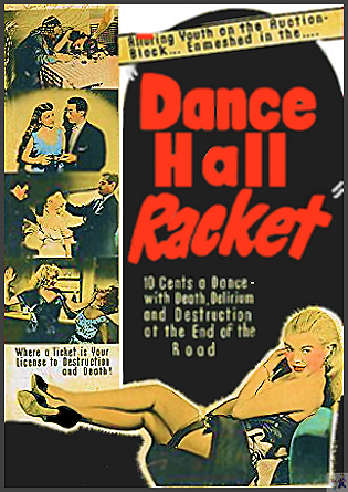Dance Hall Racket DVD