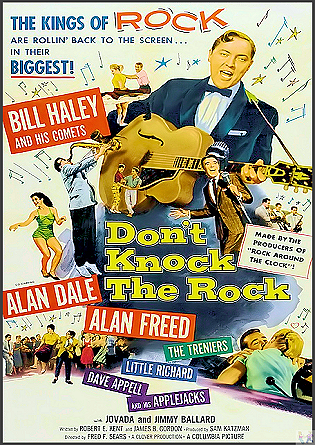 Don't Knock The Rock DVD: (Jitterbug,, East Coast Swing)
