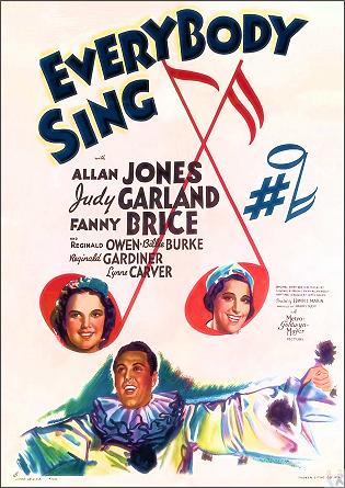 Everybody Sing DVD