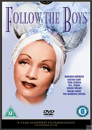 Follow The Boys DVD