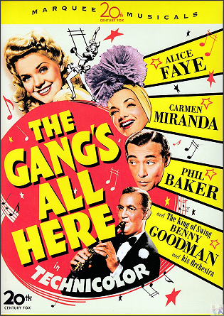 Gangs All Here DVD