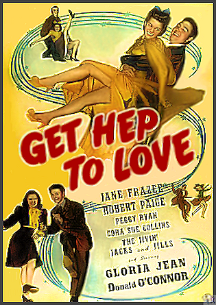 Get Hep to Love DVD